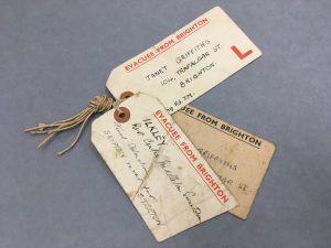 Evacuee Labels