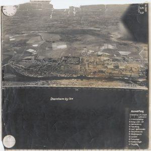 Reconnaissance photo of Shoreham-by-Sea